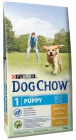 Purina Dog Chow Junior Chicken & Rice корм для щенков