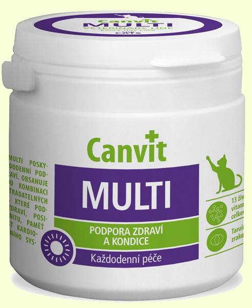 Витамины для кошек Biofaktory Canvit Multi (Канвит Мульти)
