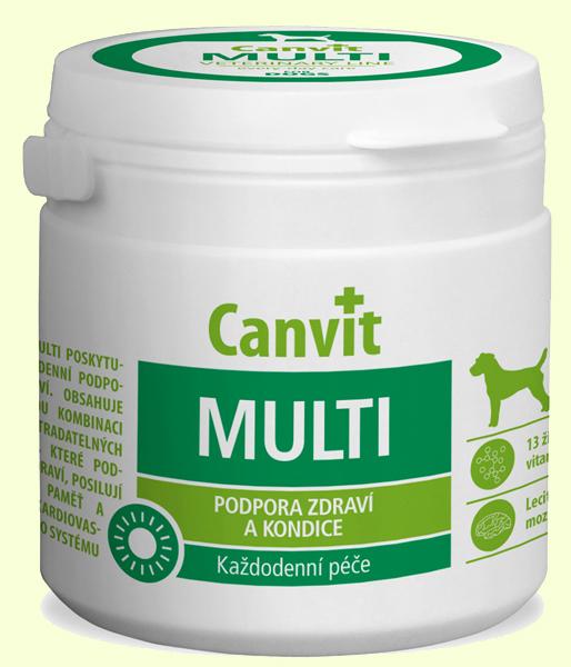 Витамины для собак Biofaktory Canvit Multi (Канвит Мульти)