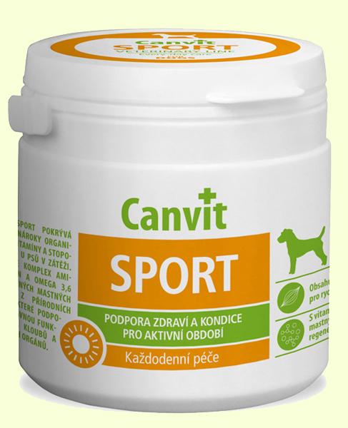 Витамины для собак Biofaktory Canvit Sport (Канвит Спорт АК)