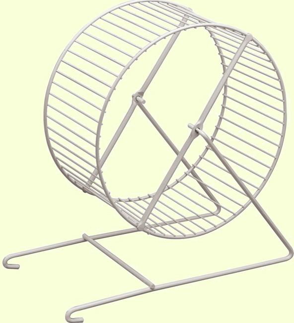 Беговое колесо для грызунов, металлическое Ferplast L28