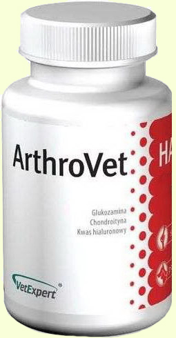 VetExpert ArthroVet HA витамины для суставов и связок у собак и кошек