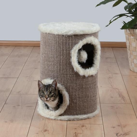 Как сделать пуфик для кота