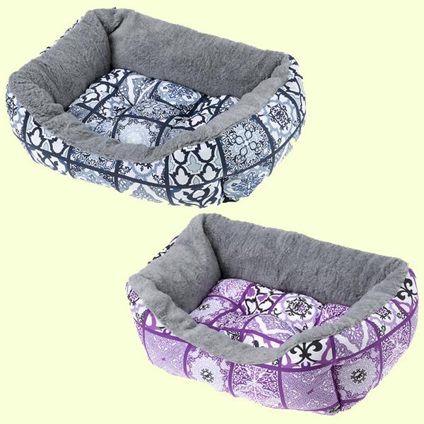 Лежак для собак и кошек Ferplast COCCOLO F Arab