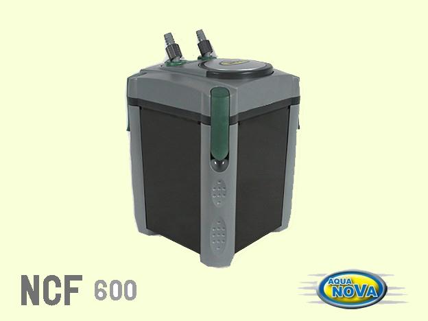 Внешний фильтр для аквариума AquaNova NCF-600