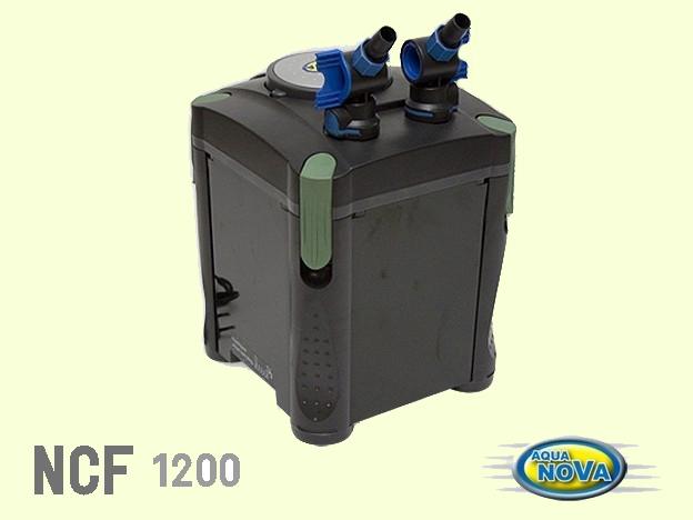 Внешний фильтр для аквариума AquaNova NCF-1200