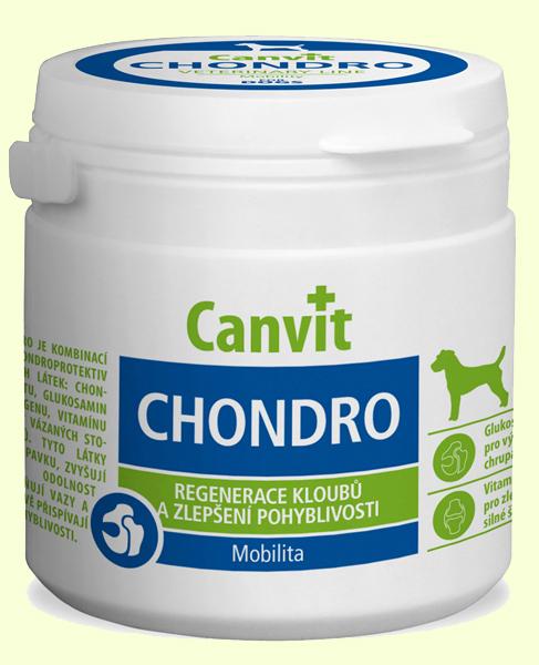 Витамины для собак Biofaktory Canvit Chondro (Канвит Хондро)