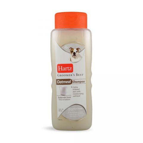 Шампунь с овсянкой для собак Hartz Living Oatmeal Shampoo