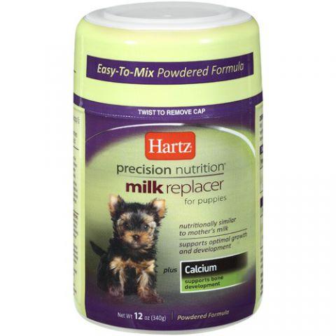 Заменитель сучьего молока Hartz Milk Replacement for Puppies