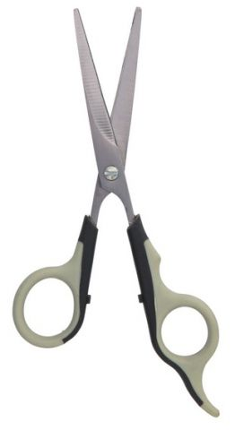 Trixie Прямые ножницы из нержавеющей стали для стрижки собак