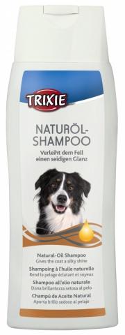 Trixie (Трикси) Natural Oil Shampoo Шампунь на основе натурального масла для собак