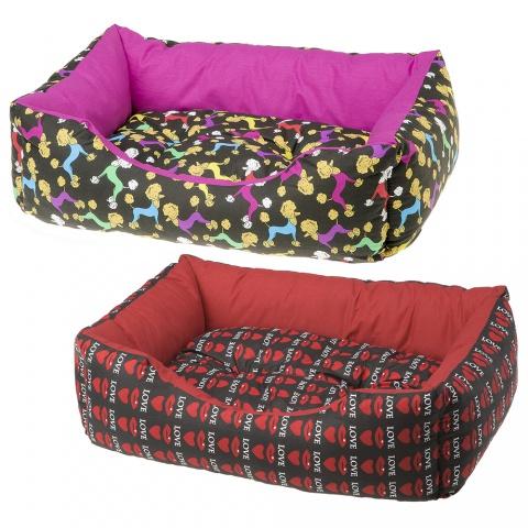 Ferplast COCCOLO Хлопковый диван для кошек и маленьких собак