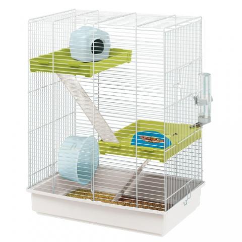 Клетка для грызунов Ferplast (Ферпласт) HAMSTER TRIS