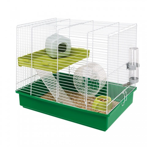 Ferplast HAMSTER DUO Клетка для хомяка
