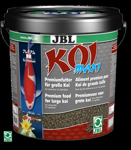 JBL Pond Koi Maxi Корм для крупных кои размером больше 30 см
