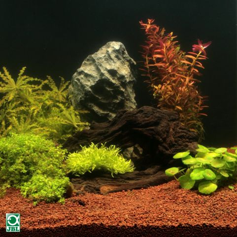 JBL Manado (Монадо) Грунт для выращивания аквариумных растений