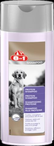 8in1 Protein Шампунь для собак с протеинами