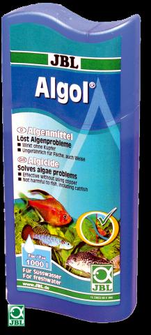 JBL Algol ( Алгол ) Средство для борьбы с водорослями в Аквариуме