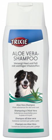 Trixie (Трикси) Aloe Vera Shampoo Шампунь с алоэ вера для собак