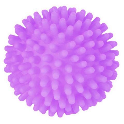 Trixie Виниловая игрушка для собак Мяч с шипами со звуком TX-3414