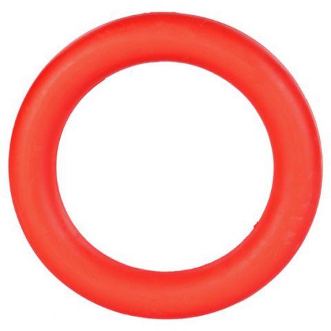 Trixie Ring Игрушка для собак кольцо из литой резины TX-3330