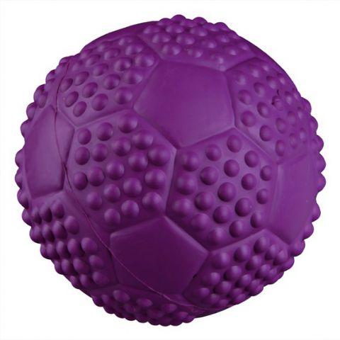 Trixie Игрушка для собак мяч спортивный с пищалкой (резина) TX - 34843