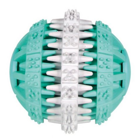 Trixie - 32941 Игрушка для собак мяч с шипами с ароматом мяты