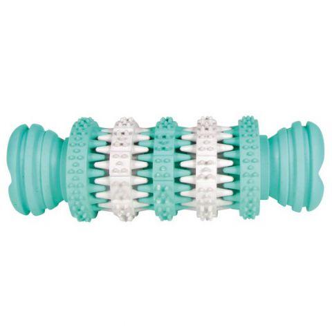 Trixie - 32943 Игрушка для собак кость с шипами (резина с мятой)