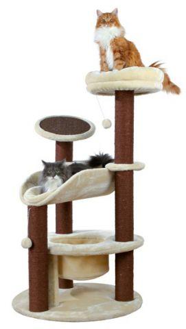Trixie - 43471 Игровой городок когтеточка для кошки Arietta