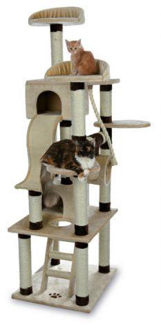 Trixie - 43691 Игровой городок когтеточка для кошки Adiva