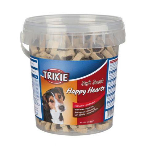 Trixie - 31497 Лакомство для собак Happy Hearts (ягнёнок+рис)