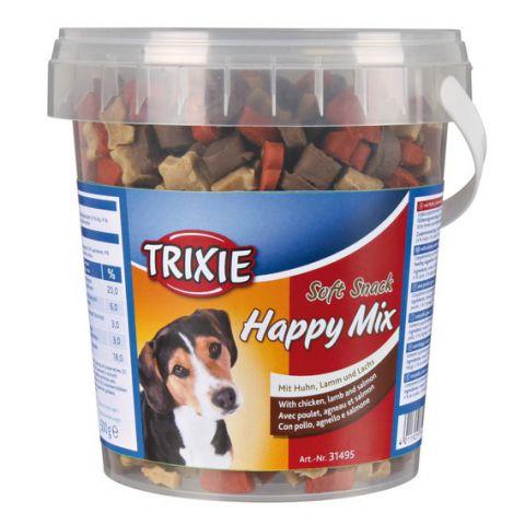 Trixie - 31495 Смесь лакомств для собак HappyMix (ягнёнок, лосось, курица)