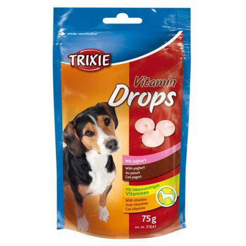 Trixie - 31641 Vitamin Drops with Yoghurt Дропсы для собак с йогуртом