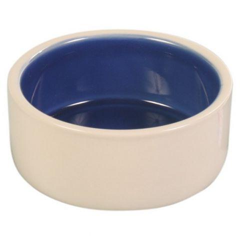 Trixie Ceramic Bowl Миска керамическая для собак кремового цвета