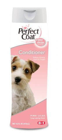 8 in 1 Perfect Coat Moisturizing Conditioning Rinse кондиционер ополаскиватель для собак