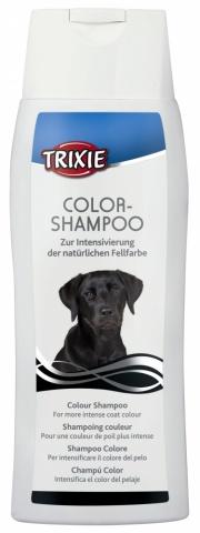 Trixie (Трикси) Colour Shampoo Шампунь черный для темной шерсти для собак