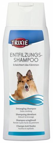 Trixie (Трикси) Detangling Shampoo Шампунь против спутывания шерсти у собак