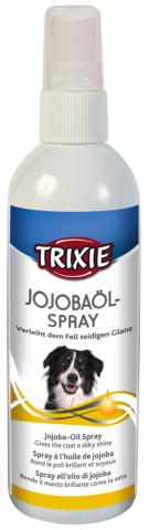 Trixie (Трикси) Jojoba Spray Спрей с маслом жожоба для ухода за шерстью собак
