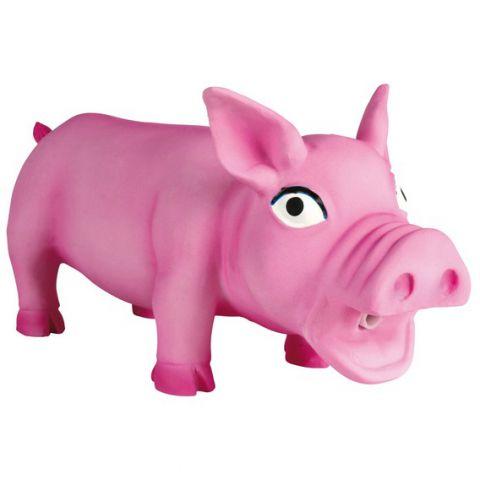 Trixie - 35490 Pig (латекс) Игрушка для собак Поросенок