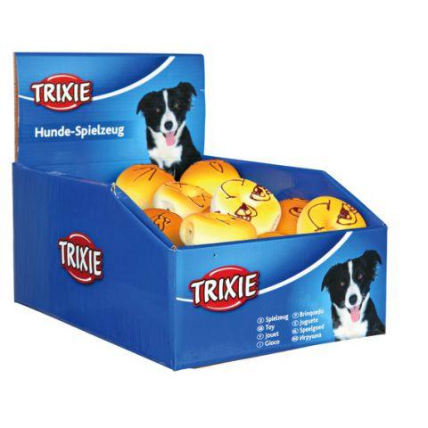 Trixie - 35261 Assortment Bagels and Rolls (латекс) Игрушка для собак Бублики Рожицы