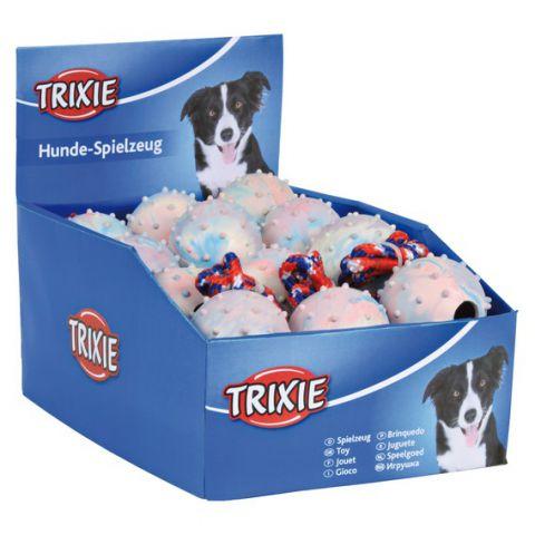 Trixie - 3454 Assortment Ball on a Rope Игрушка для собак набор мячей на канате
