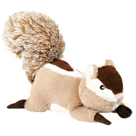 Trixie - 35988 Squirrel Плюшевая игрушка для собак Белка