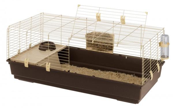 Ferplast RABBIT 120 GREENSUN (Ферпласт Ребит ГринСан) Клетка для кроликов и грызунов