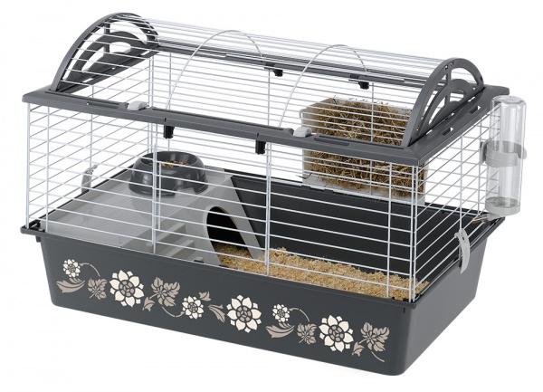 Клетка для морской свинки, кролика, крыс Ferplast DECOR Casita 80