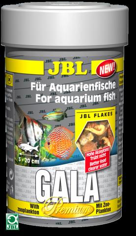 Сухой корм для рыб JBL Gala - хлопья