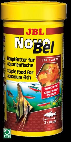 JBL NovoBel Сухой корм для рыб - хлопья