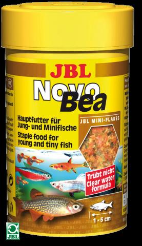 Сухой корм для рыб JBL NovoBea - хлопья