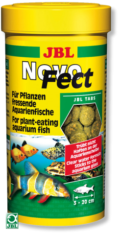 Сухой корм для рыб JBL NovoFect - таблетки