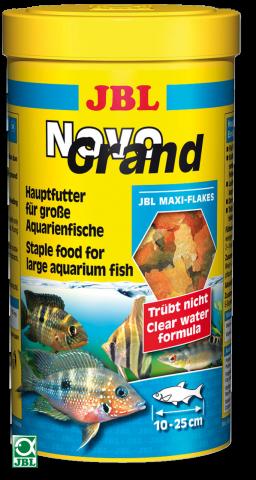 Сухой корм для рыб JBL NovoGrand - хлопья