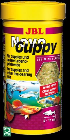 Сухой корм для рыб JBL NovoGuppy